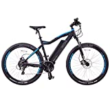 NCM Moscow Plus Electric Mountain Bike 768 Wh 48V/16AH Matte Black 27.5'