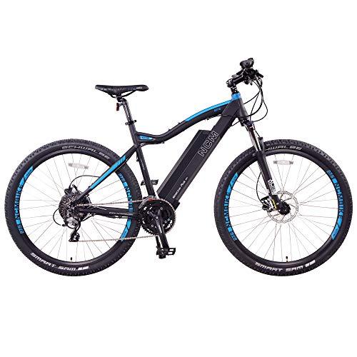 "Moscow Plus Electric Mountain Bike 768 Wh 48V/16AH Matte Black 29"""