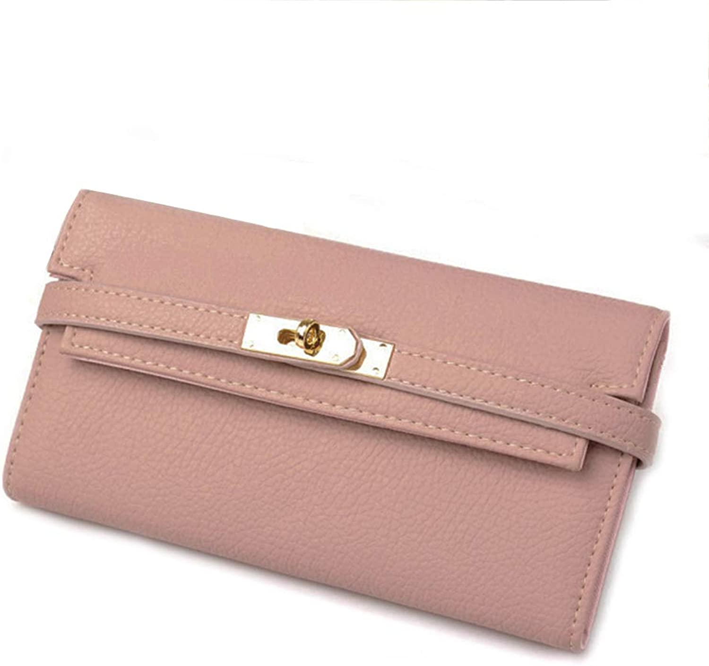 Woolala Womens Wallet Large Capacity Cards Phone Holder Slim Long Purse