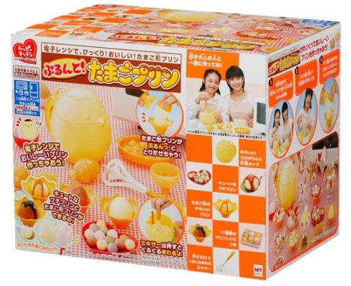 Megahouse Happy and Kitchen Puru do! Egg Pudding (Japan Import)