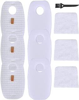 3 Pack Shark Rocket DuoClean HV380 HV380C HV380W HV381 HV381C HV382 HV382BRN HV383 HV384Q Filter Kit, 6 Pre-Filters (3 Foam+3 Felt) and 3 Post-Filters Replacement Part XFFH380 XPSTFH380