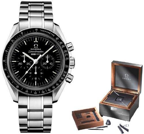 Omega, orologio da uomo Speedmaster, edizione limitata, 50esimo...
