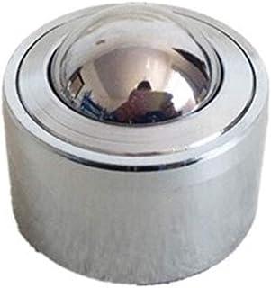 PUJUFANG-PHONE CASE Duurzame 22mm geperst in het Dragen van de Staalbal KSM-22 Swivel Ball Caster Gegalvaniseerd Metaal Wi...