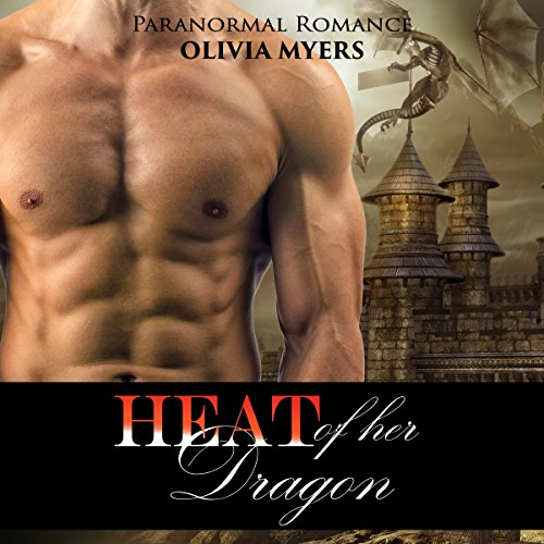 Heat of Her Dragon audiobook cover art