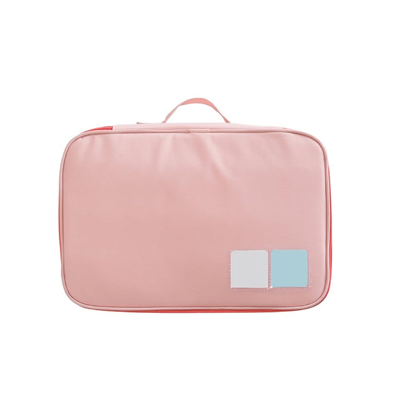 お互いハミングバード気球旅行ウォッシュバッグ女性の旅行服の収納袋の衣服ソートバッグ厚い防水ポータブル大容量下着バッグ
