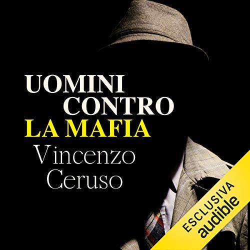 Uomini contro la mafia cover art