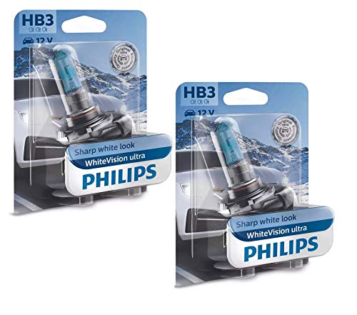 Ampoules HB3 Philips White Vision Ultra