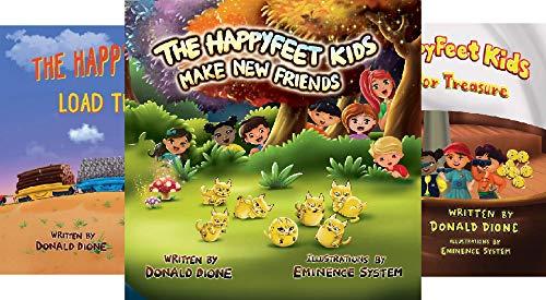 The HappyFeet Kids (3 Book Series)
