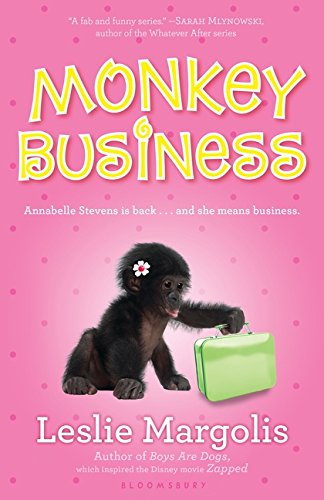 Monkey Business (Annabelle Unleashed, Band 5)
