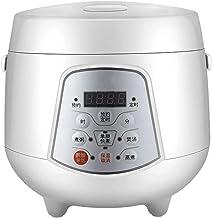 Cuiseur à riz multifonction Mini cuiseur à riz multi-marmites Intelligent 2L numérique programmable à faible retrait Cuise...