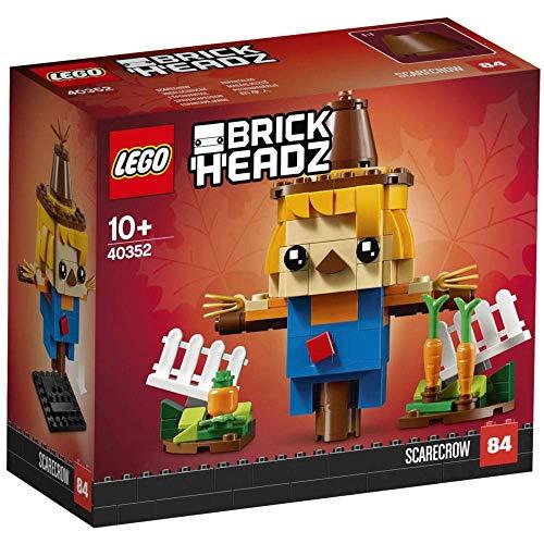 Lego Brickheadz Spaventapasseri del Giorno del Ringraziamento 40352