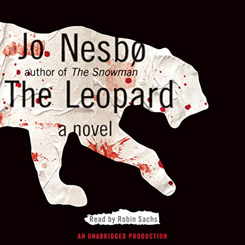 The Leopard  By  cover art