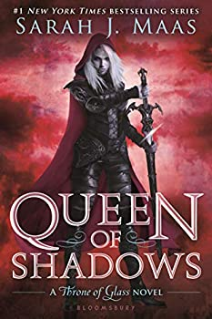 Queen of Shadows  Throne of Glass 4