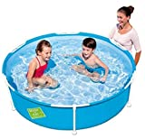 HALO NATION 4.9 ft Pool for Kids -Framed Steel Pro Above Ground Water