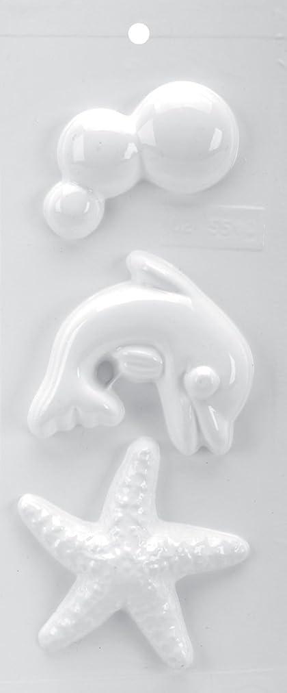 例示するアーチ咽頭Soapsations 石鹸モールド 4