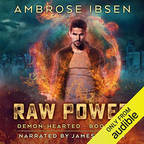 Raw Power: An Urban Fantasy Novel Titelbild