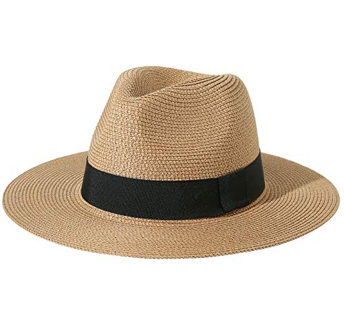 (35% OFF) Wide Brim Straw Hat for Men & Women $12.34 – Coupon Code