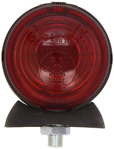 HELLA 2TJ 001 633-211 Begrenzungsleuchte - C5W - 24V - Lichtscheibenfarbe: glasklar/rot - Anbau - Einbauort: links/oben/rechts