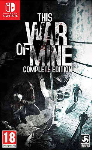 This War of Mine - Nintendo Switch [Importación italiana]