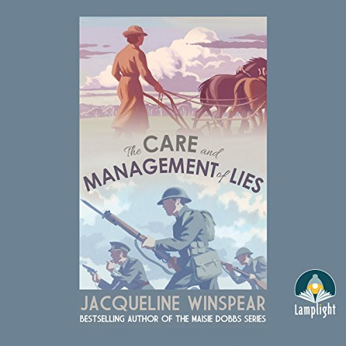 The Care and Management of Lies                   By:                                                                                                                                 Jaqueline Winspear                               Narrated by:                                                                                                                                 Josie Dunn                      Length: 9 hrs and 15 mins     Not rated yet     Overall 0.0