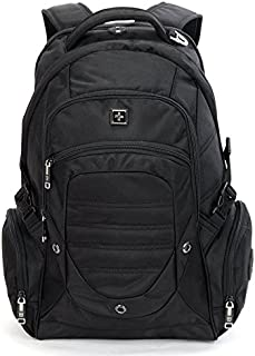 SWISSWIN Swiss waterproof Business Backpack Travel Backpack College School Backpack Casual Daypack Daily Shoulder bag SW97...