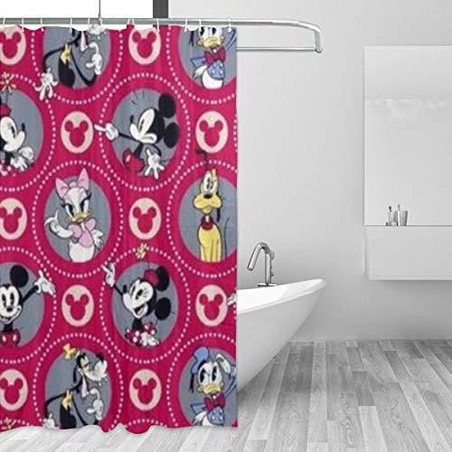cortinas de baño mickey