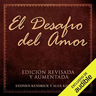 El Desafío del Amor [The Love Dare] audiobook cover art