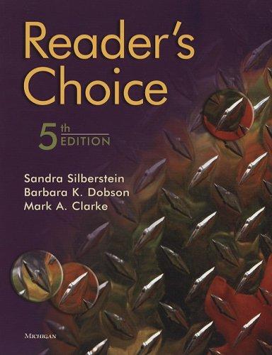 Reader's Choice