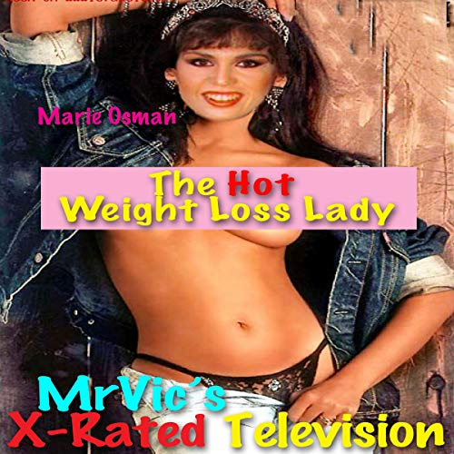 『Mr. Vic's X-Rated Television: The Hot Weight Loss Lady』のカバーアート