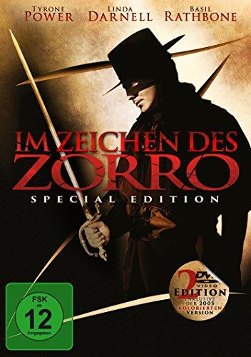 Im Zeichen des Zorro [Special Edition] [2 DVDs]