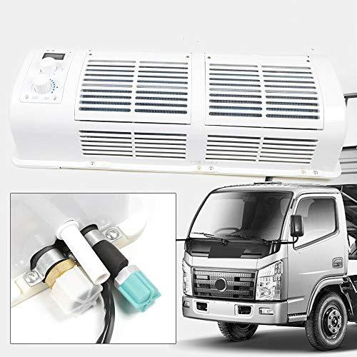 DIFU 12V Auto Klimaanlage Ventilator Mini Klimagerät für LKW Auto Wohnwagen Hängende Klimaanlage