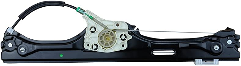 Rear Right Passenger Side Power Window Regulator without Motor for BMW X5 E70 2007-2013
