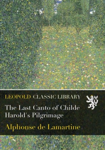The Last Canto of Childe Harold's Pilgrimage