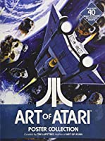 Art of Atari Poster Collection: Includes 40 Ready-to-frame Removable Prints