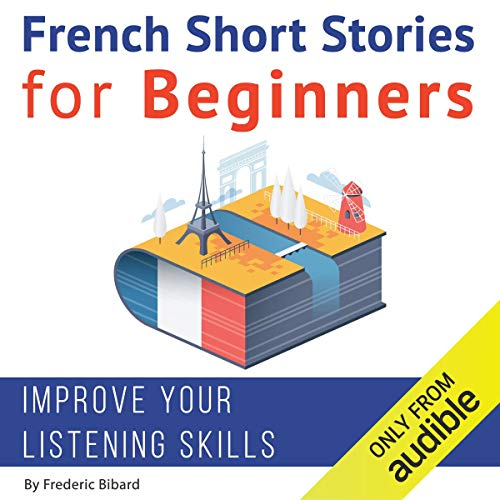 Couverture de French Short Stories for Beginners