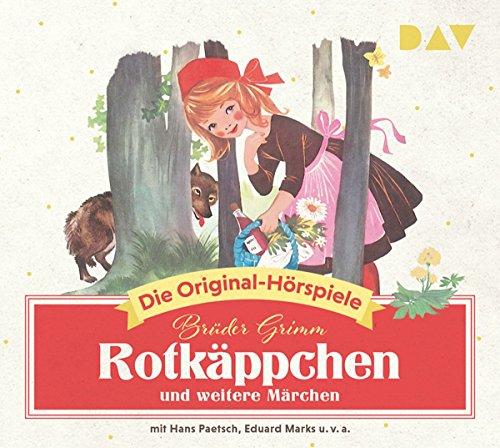 Rotkäppchen und weitere Märchen: Die Original-Hörspiele (1 CD): Die Original-Hrspiele0