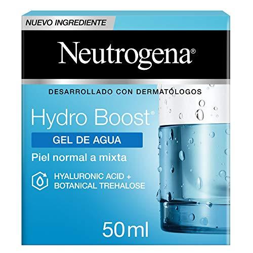 Neutrogena Hydro Boost Gel de Agua, Pieles Normales y Mixtas,...