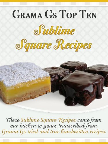 Square Recipes from Scratch (Grama G's Recipes from Scratch) by [Rose Taylor]