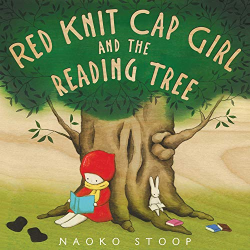 Page de couverture de Red Knit Cap Girl and the Reading Tree