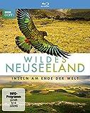 Wildes Neuseeland - Inseln am Ende der Welt [Blu-ray]