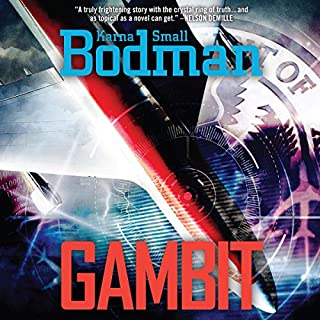 Gambit     Dr. Cameron Talbot, Book 2              By:                                                                                                                                 Karna Small Bodman                               Narrated by:                                                                                                                                 Julie McKay                      Length: 10 hrs and 22 mins     1 rating     Overall 5.0