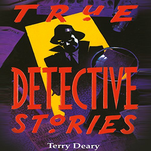 True Detective Stories audiobook cover art