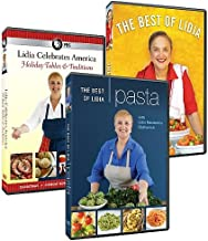 Lidia's Holiday Gift Set - Cooking with Lidia Bastianich