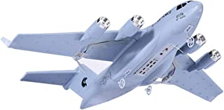 Moonker baby tops C-17 2.4GHz 2CH 3-Axis RC Airplane Transport Aircraft with Gyro RTF Toy Airplane Controller Beginner Toy...