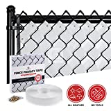 Fenpro Chain Link Fence Privacy Tape (Arctic White)