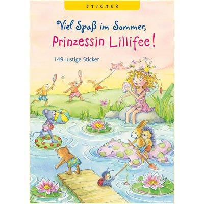 Viel Spaß im Sommer, Prinzessin Lillifee! 149 lustige Sticker