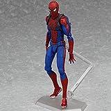 XVPEEN Modelo Marvel Avengers The Amazing Spider-Man Modelo De Personaje Animado Spider-Man Juguetes...