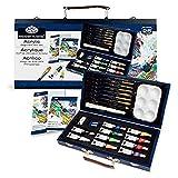 Royal & Langnickel RSET-ACRY3000 - Kit de pintura para principiantes
