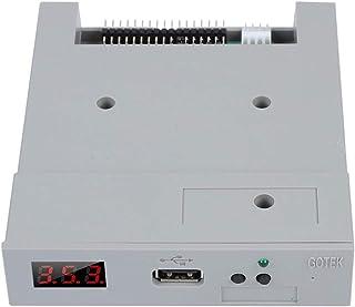Tihebeyan Disquete USB, SFR1M44-U100 3.5in 1.44MB Emulador de Unidad de Disquete USB SSD Plug and Play