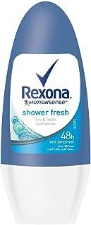 Rexona Motion Sense Shower Fresh Dry & Fresh Deodorant 48 HR, 50ml